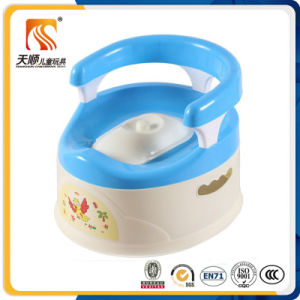 Practical Baby Potty Seat with Fashionable Design for Sale pictures & photos