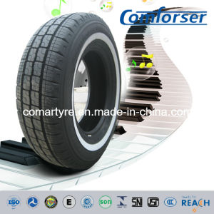 PCR Tyre, Tyre, Light Truck Tyre, Car Tyre (185r14c, 195r14c, 195r15c)