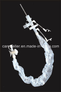 Disposable Medical Closed Suction Catheter pictures & photos
