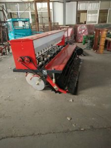 Leader Factory on Line Vegetable Seeder Bean Seeder Wheat Seeder/ Wheat Seeder and Fertilizer Equipment pictures & photos
