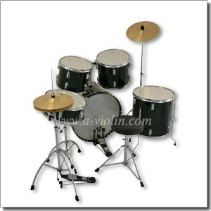 5PCS PVC Drum Set/ Jazz Drum Set/ Drum Kit (DSET-100) pictures & photos