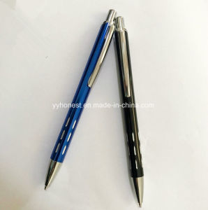 Custom Logo High Quality Promotional Metal Ball Pen pictures & photos