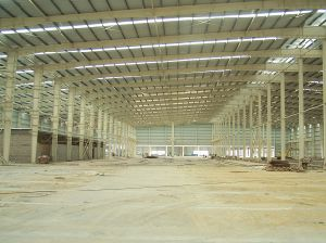 Steel Warehouse Combined with High Strength Steel pictures & photos