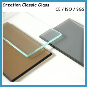 Reflective Float Glass for Building Glass/Decorative Glass with Ce & ISO9001 pictures & photos