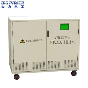 1kw Vfb Battery for Renewable Energy System pictures & photos