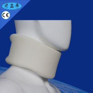 White Sponge Neck Collar Support pictures & photos