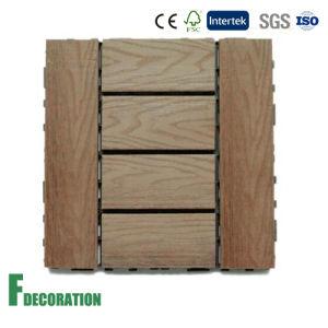 Anti-UV WPC Outdoor Floor Tiles