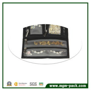 New Product Customized Jewelry Roll with Zipper pictures & photos