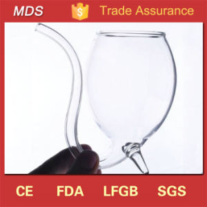 Best Quality Novelty Vampire 300ml Wine Glass Sucking Cup pictures & photos