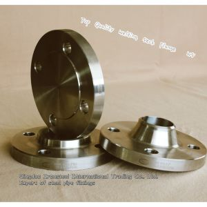 Forged Welding Neck Slip on Steel Flange pictures & photos