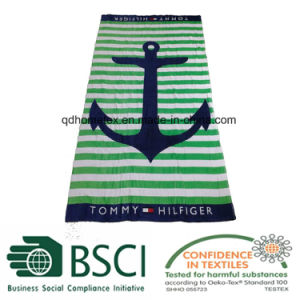 High Quality Beach Towel Green Color