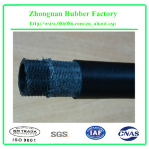 Double Textile Braided Flexbile Rubber Air Hose/Tube/Pipe pictures & photos