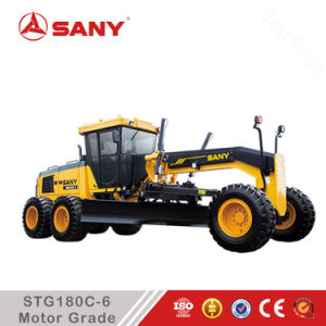 Sany Stg180c-6 Motor Grader for Construction Equipment pictures & photos