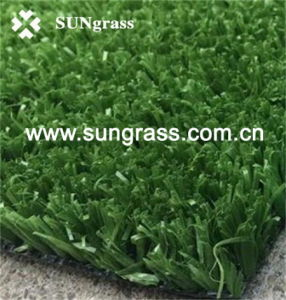 10mm High Density Sports Artificial Lawn (SUNJ-HY00004) pictures & photos