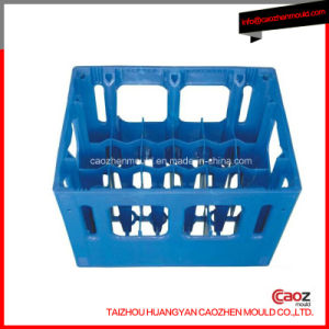 Plastic Injection 12 Bottles Beer Crate Molding pictures & photos