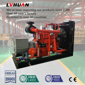 CHP System Manufacture Supply 400-500kw Natural Gas Generator pictures & photos