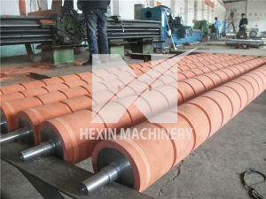 Grooved Rubber Roller Tested pictures & photos
