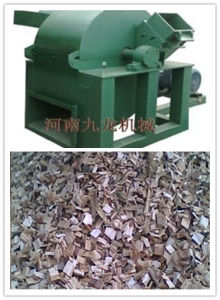 Forest Machinery Wood Crusher