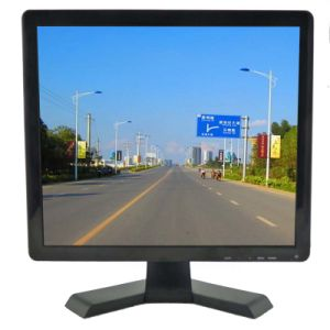 "17"" CCTV Monitor with HDMI BNC / 17"" CCTV LCD Monitor pictures & photos"