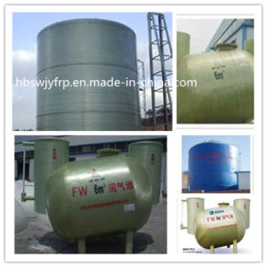 FRP Winding Biogas Digester / Methane Tank pictures & photos