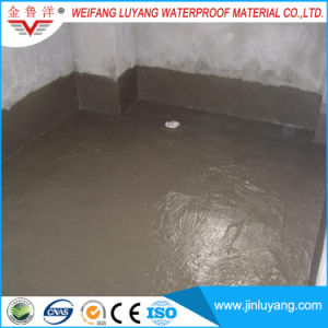 China Js Polymer Modified Cement Waterproof Coating for Concrete pictures & photos