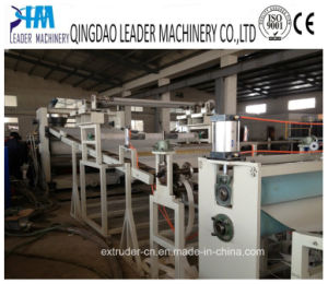 PVC Free Foam Sheet Machine Free Foam Sheet Extrusion Line pictures & photos