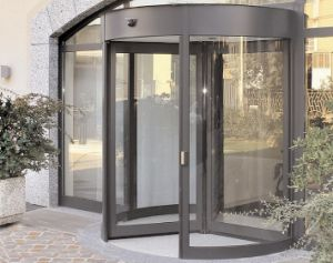 Automatic Revolving Door System pictures & photos