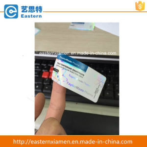 Custom Design Hologram Pharmaceutical Steroid 10ml Vial Labels pictures & photos
