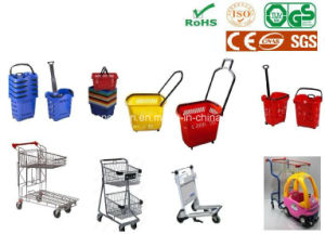 Baskets Shopping Carts&Trolley pictures & photos