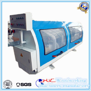 New Series Full-Auto Edge Banding Machine with Pre-Milling and Fine Buffing (MFB-06)