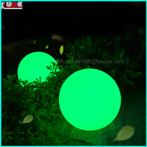 Color Changing LED Magic Swimming Pool Egg Ball pictures & photos