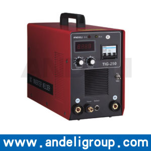DC TIG/MMA Inverter Welding Machine (TIG-250) pictures & photos