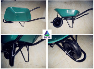 Qingdao Cheap and Popular Wheelbarrow pictures & photos