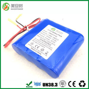 Powerful 2600mAh 14.8V Lithium Battery