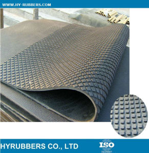 Anti-Slip Rubber Mat for Gym Rubber Flooring pictures & photos