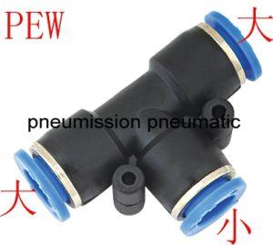 Pneumatic Air Fitting (PEW series) Push in Fitting, Pneumatic Fitting pictures & photos