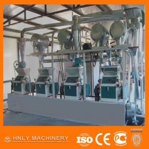 Hot Sale 50 Ton Per Day Maize Flour Milling Machine pictures & photos