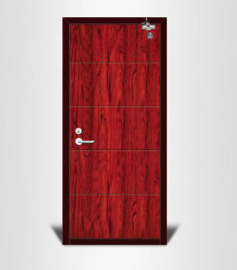 Bm Trada Certified Wooden Fire Door pictures & photos