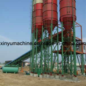 Concrete Mixing Plant for Saudi Arabia (HZS120) pictures & photos