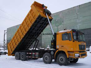 Self-Dumping Truck Cylinder, Hydraulic Cylinder Design pictures & photos
