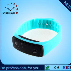 Fashion Sport Wrist Rubber Silicone LED Electronic Touch Watch for Promotion Gift (DC-1163) pictures & photos