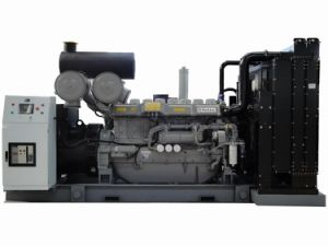 400kw/500kVA Silent Diesel Generator Set Powered by Perkins Engine pictures & photos