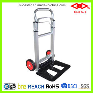 90kg Folding Handtruck High Quality (LH02-90D) pictures & photos