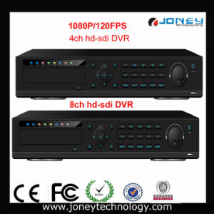 1080P Full HD 4/8 Channel HD Sdi DVR pictures & photos