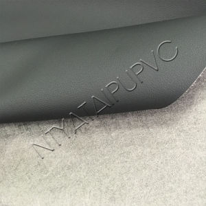 New Products Breathable Comfortable PVC Leather pictures & photos