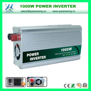 1000W Portable Inverter Auto Power Inverters (QW-1000MUSB) pictures & photos