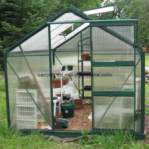 Easily Assembled Aluminum Garden Greenhouses pictures & photos