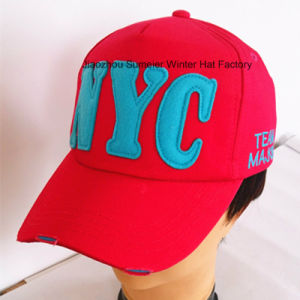 Fashion Patch Embroidered Cap Sports Cap Baseball Cap Trucker Hats pictures & photos
