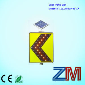 Top Quality Solar Traffic Sign / Road Sign / Warning Board pictures & photos