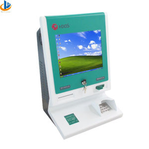 Wall Hanging Type Hospital Self Service Terminal Kiosk (HDZ-313)